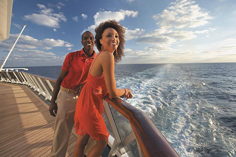 Bem-estar em viagens de navio e cruzeiros