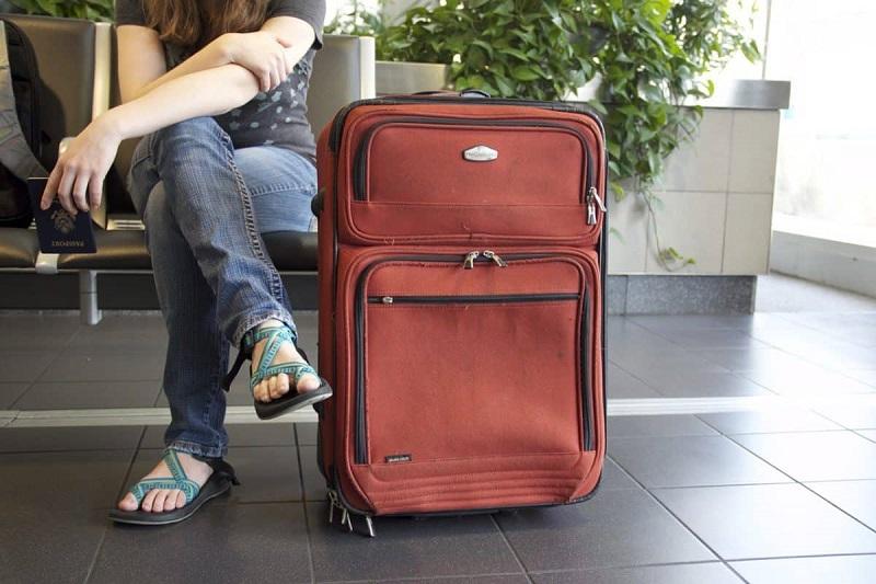 Seguro viagem: malas