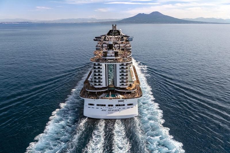 Navio MSC Seaview