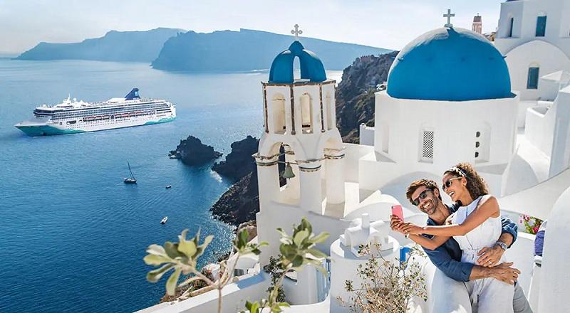 Cruzeiros pela Grécia